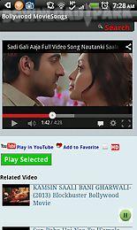 bollywood movie songs hindi