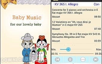 Prenatal music series vol.1