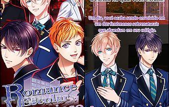 Romance escolar misterioso