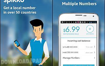 Spikko - virtual phone numbers
