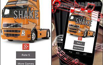 Truck honk sound