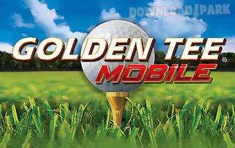 Golden tee: mobile