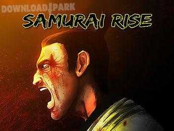 samurai rise