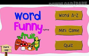 Abc fruit quiz - 2