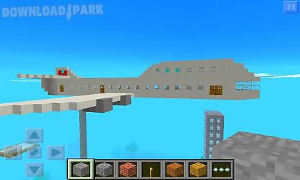 airplane ideas mcpe mod