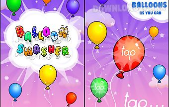 free balloon pop game