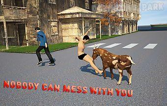 Goat simulator 2016 3d