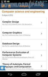 my open courses