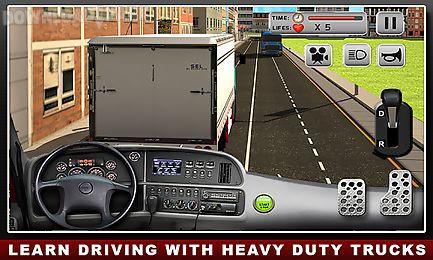 real truck simulator : driver