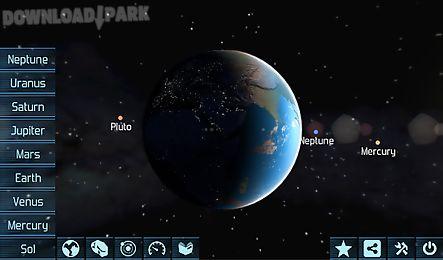 solar system explorer 3d