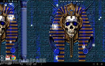 Undead pharaoh skull free lwp