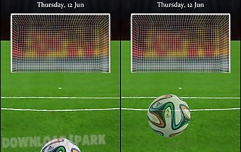 Footballscreen lock 2014