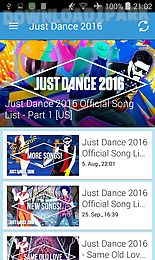 community for just dance