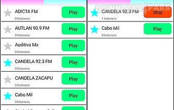 Mexican radio online