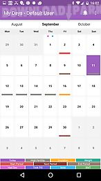 my days - period & ovulation ™