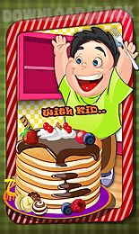 pancake maker - cooking game