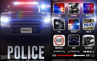 Police sounds & ringtones