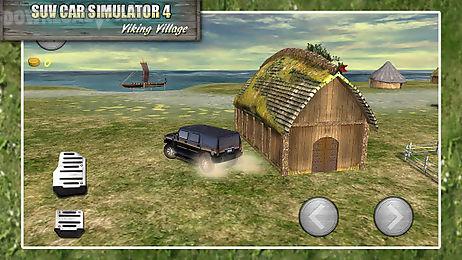 suv car simulator 4 - vikings