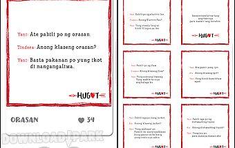 Hugot - heartbreak jokes