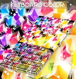 keyboard color chooser