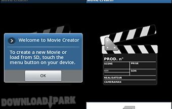 Movie creator