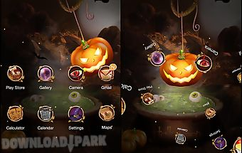Next halloween pumpkinlwp