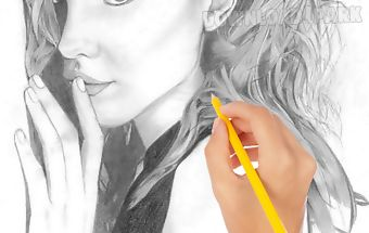 Pencil photo effect