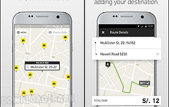 Taxibeat free taxi app