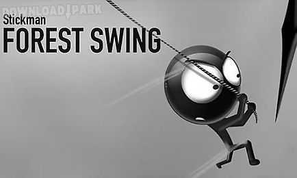 stickman forest swing