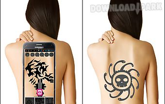 Anime camera tattoo