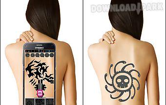 Anime camera tattoo