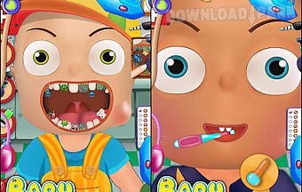 Baby dr braces - kids game