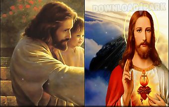 Beautiful jesus live wallpaper h..