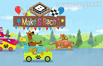 Boomerang: make and race