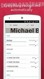 business card reader pro perfect