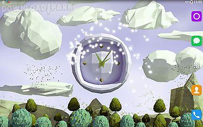 live clock