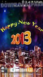new year live wallpaper hd