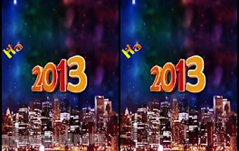 New year live wallpaper hd