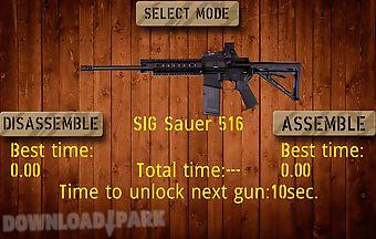 Weapon builder 3d
