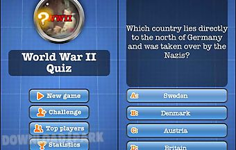 World war 2 quiz free