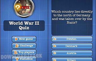 World war 2 quiz free