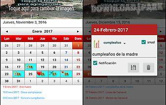 Argentina calendario 2017