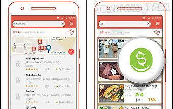 Clingme local search and deal