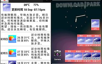 Hk weather 9-day forecast