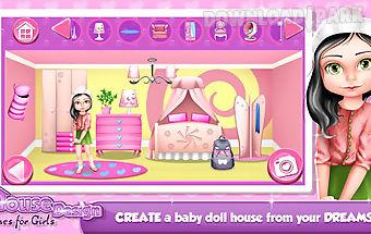 House design games for girls