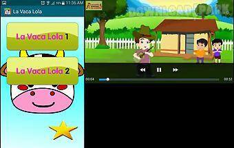 La vaca lola videos infantiles