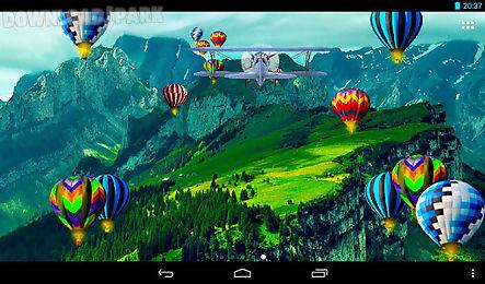 flight live wallpaper