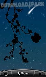 lovely sakura live wallpaper