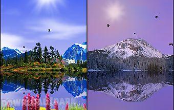 Mountain lake free