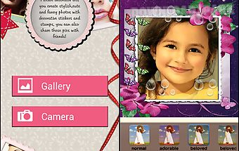 Photo decorator - pic editor